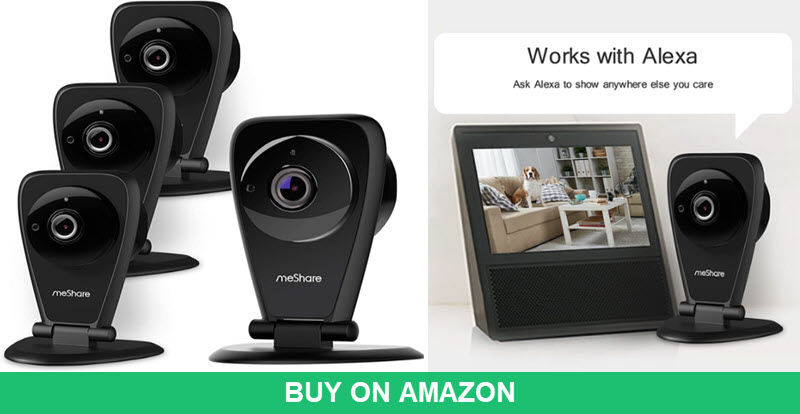 1536p Pet Camera Monitor for Home//Baby//Elder XYZCREAT 3MP Wireless Security Camera Indoor Night Vision Camera with 2-Way Audio FHD WiFi Camera with PIN Protection//Free 30-Day Cloud Storage